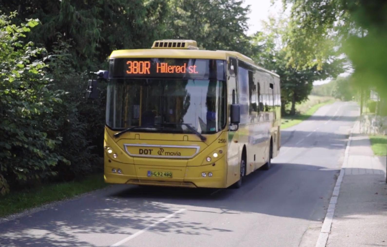 Den lokale busdrift skal sikres i Tulstrup, Alsønderup og omegn